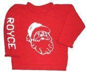 Personalized Santa Claus Pullover Manufactures