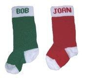 """Quality Personalized """"Gift Certificate"""" Sized Christmas Stocking for sale"""