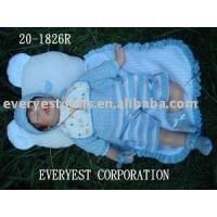 Buy cheap 20 inches resin baby doll from wholesalers
