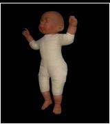 Quality Life like baby doll for sale