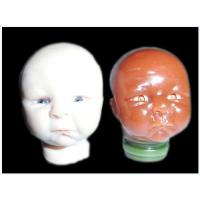 Buy cheap 20 inch baby doll head wax mold from wholesalers