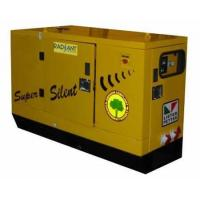 Buy cheap Silent Gensets 7.5 kVA to 30 kVA Powered by Lister Petter Engine from wholesalers