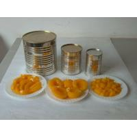 Canned Yellow Peach