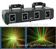 Laser lighting Laser Lighting - Double Green and Red Laser Manufactures