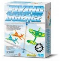 Toys, Puzzles, Games & More 4M Kidz Labs Flying Science Manufactures