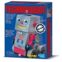 Toys, Puzzles, Games & More 4M Kidz Labs Technorobot Manufactures