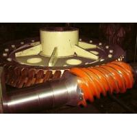 China cylindrical and double enveloping worm gear pair on sale