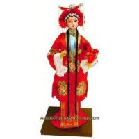 Collectible Chinese Doll - Chinese Opera Doll / Xue Xiangling #195 Manufactures