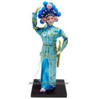 Collectible Chinese Doll - Chinese Opera Doll / Xiao Qing #189 Manufactures