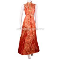 Guardian Dragon Long Dress,Chinese Dresses,Chinese Clothing Manufactures