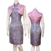Chinese Prom Knee-length Dress,Chinese Dresses,Chinese Clothing Manufactures