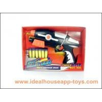 Buy cheap Soft Projectile Assault Pistol With Soft Foam Darts Missiles from wholesalers