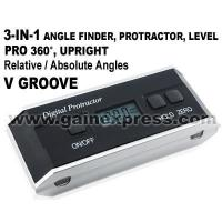 Digital 360 Level Meter / Protractor with Magnets Manufactures