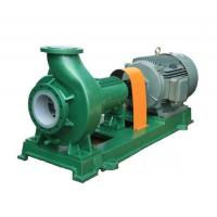 IHF series chemical centrifugal pump fluorine plastic alloy Manufactures