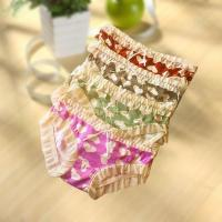 Lady heart-shaped colorful underwear Manufactures