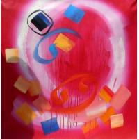 original paintings modern abstract 13 paintings:28340 Manufactures
