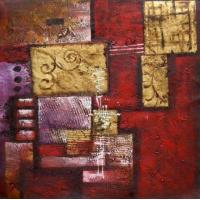 original paintings modern abstract 16 paintings:28343 Manufactures