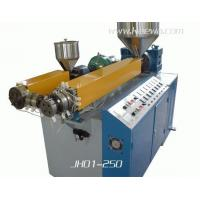 Two-colour drinking straw extrusion line Manufactures