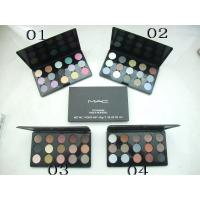 MAC Famous cosmetics brand 15 colors eyeshadow makeup Product No.:58524 Manufactures