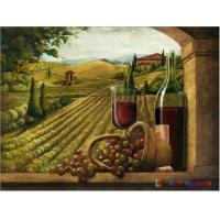 Red Wine &still life 1 Flower Paintings