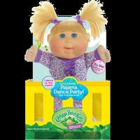 Cabbage Patch Kids Pajama Dance Party Manufactures