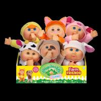 Cabbage Patch Kids Collectible Cuties Manufactures