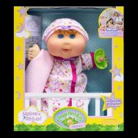 Cabbage Patch Kids Naptime Babies Manufactures
