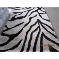 China Polyester silk rug - 300D on sale
