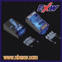 RJ45 connector for CAT6 FTP 2+6 Manufactures