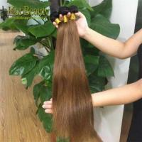 1bundle Brazilian virgin hair root brown straight Manufactures