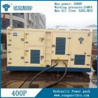 400P Power Pack Manufactures