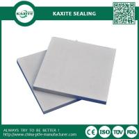 Durable Natural Turning Teflon Ptfe Sheet 1mm Thick 1500mm Manufactures