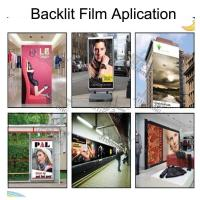 Buy cheap Eco-solvent Film series JGBF-190 Reverse Print Backlit Film from wholesalers