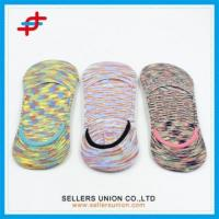 2016 Fashion Girls Invisible Socks,Colorful Ankel Socks Manufactures