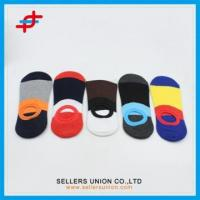 2016 Boys Polyester Invisible Socks,Colorful Striped Socks Manufactures
