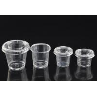 Buy cheap 100ml Plastic Disposable Tasting Cups from wholesalers