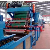 Rubber Sheet Cooling Machine/Rubber Batch off Cooler Manufactures