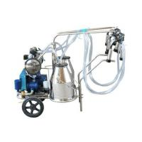 China Double buckets milking machine for cows on sale