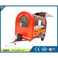 China hot dog cart on sale