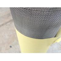 Anodizing aluminum wire mesh netting Manufactures