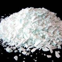 China Calcium chloride 77%min Flake on sale