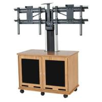 China Video Conferencing Equipment Rack Cart - Dual on sale