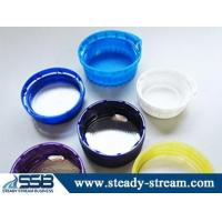 Plastic Caps With Foil Seal Injection Mold