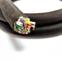 UL21509 Halogen Free FEP Insulated Teflon Cable Manufactures