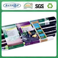 Single roll packing black landscape fabric Manufactures