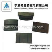 Roll Tile Shaped Neodymium Magnets