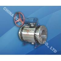 Forged Trunnion Ball Valve Manufactures