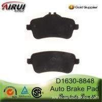 D1630-8848 Rear Auto Brake Pad for 2012 Year Mercedes ML350 Manufactures