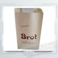 Bakery Paper Packing Bag with Transparent Window Manufactures
