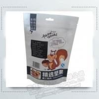 White Kraft Paper Stand up Packaging Pouch Manufactures